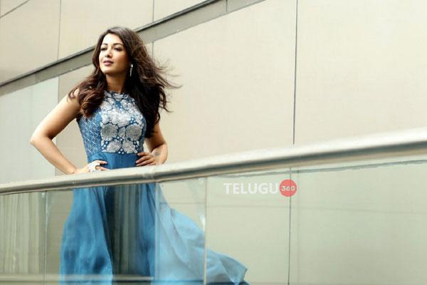 Catherine Tresa to romance Kalyanram
