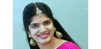 Bigg Boss contestant 3 -- Deepti (TV Anchor)