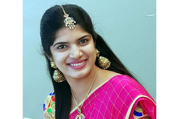 Bigg Boss contestant 3 -- Deepti (TV Anchor)