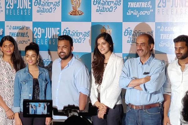 Tharun Bhascker's next release date locked