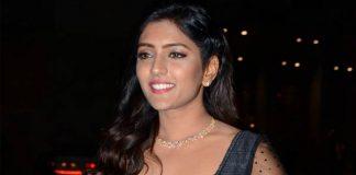 Eesha Rebba at Jio Filmfare Awards