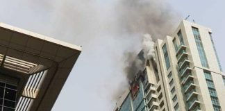 Fire breaks out in Deepika Padukone's Apartment