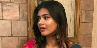 Hebah Patel plays a media student in '24 Kisses'