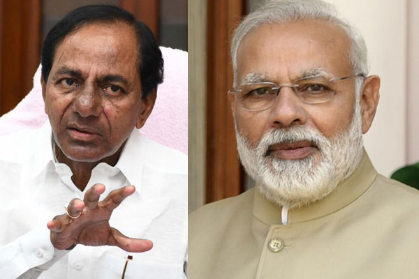 KCR dashes off letter to PM on GST dues