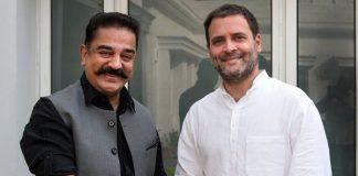 Kamal Haasan meets Rahul, discusses politics in TN
