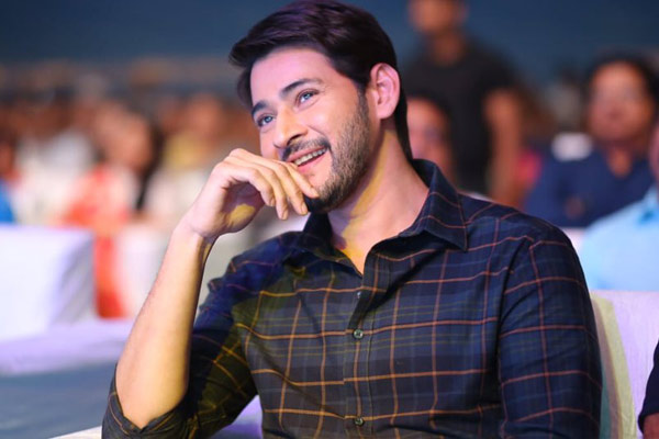 COMMENTS ON MAHESH LOOK!