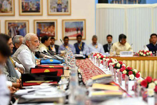 Andhra, Bihar seek special status, Modi assures on provisions at bifurcation time