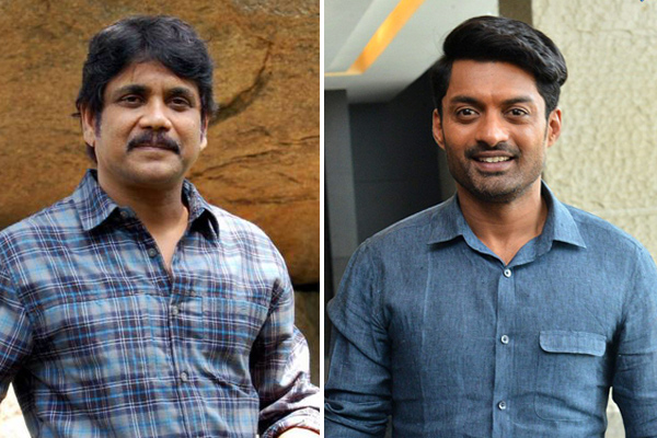 Nag in talks for Kalyanram's multi-starrer?