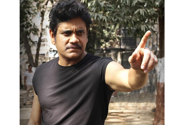RGV Akhil movie used as a bait to sell Officer