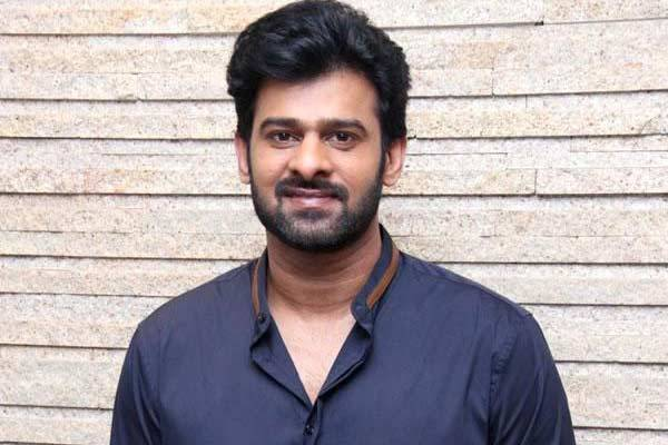 Prabhas's Next To Be Shot Completely In Europe