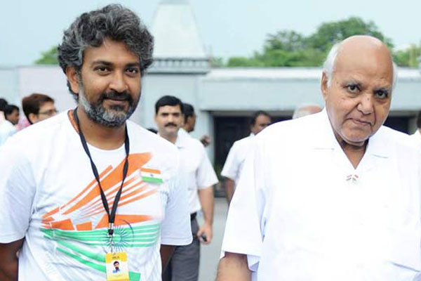 Exclusive – Serious financial differences between Ramoji Rao and Rajamouli