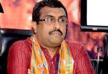 BJP Ram Madhav hits out at CBN and KCR