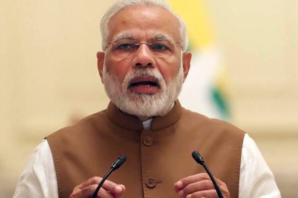 Modi warns China: India capable of giving a befitting reply