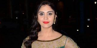 Surabhi at Jio Filmfare Awards