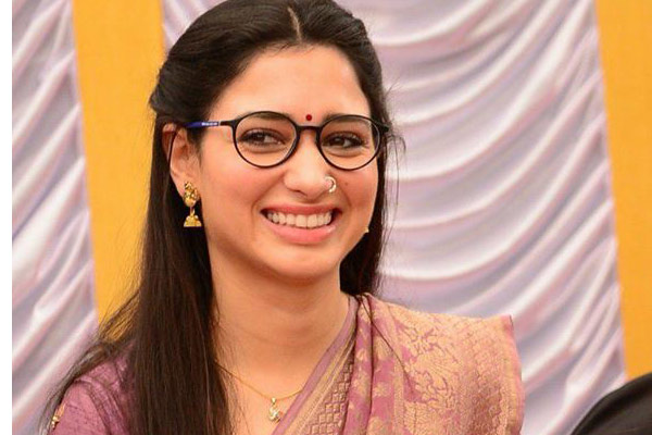 Challenging days ahead for Tamannaah