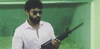 Varun Tej and Sankalp Reddy Movie Titled as Anthariksham