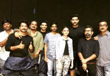 Varun Tej and team wraps up a hectic schedule