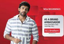 Varun Tej turns brand ambassador for RS Brothers