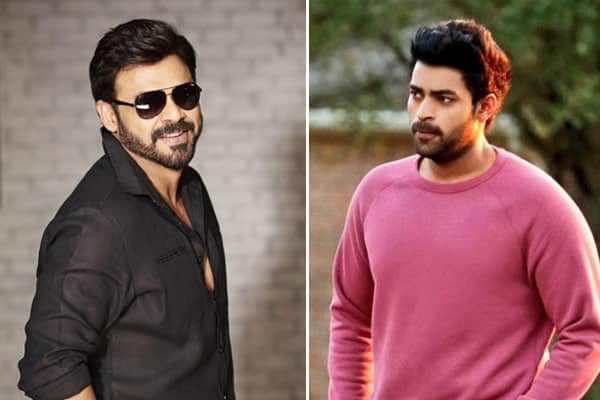 Venky and Varun Tej all set for F3
