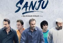 Sanju blazes past one million mark in overseas