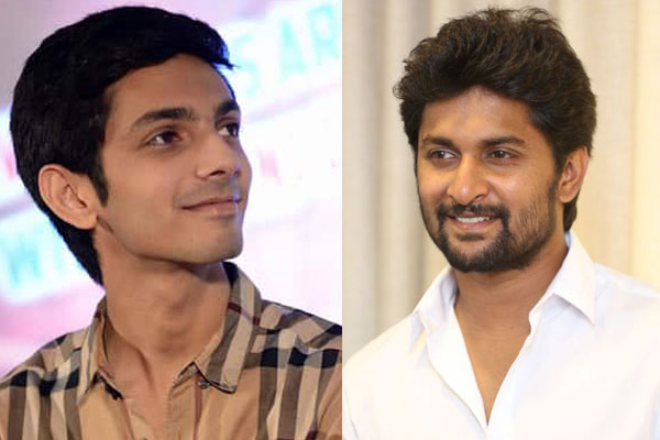 Image result for music director anirudh and nani