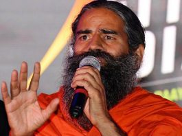 New York Times story on Baba Ramdev, says he could be India's future PM