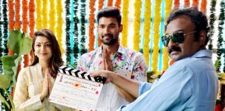 Bellamkonda Sreenivas Kajal Aggarwal movie Launched