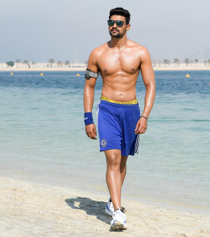 Bellamkonda Sreenivas' Dedication levels for Saakshyam