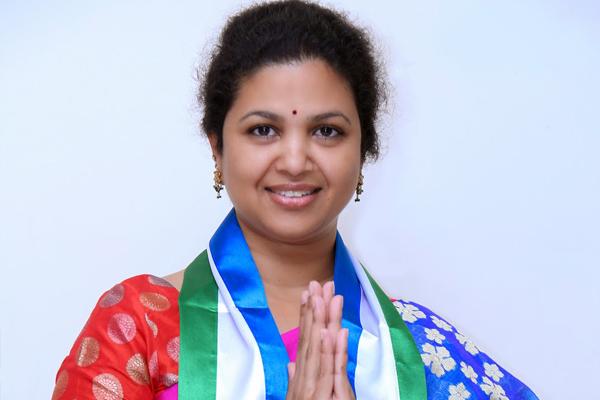 Will Butta Renuka be made YSRCP MP candidate again?