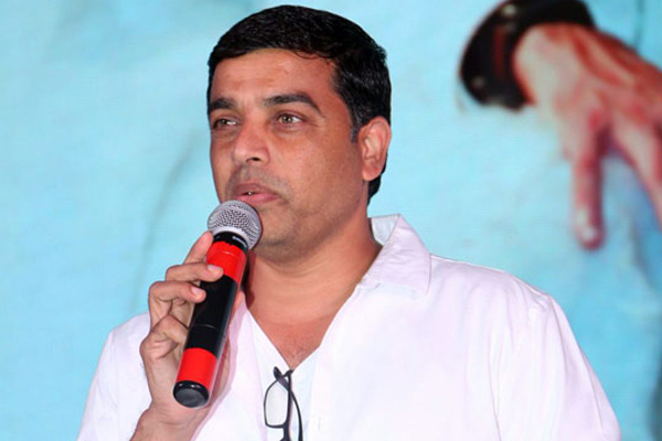 Dil Raju clarifies about directing Srinivasa Kalyanam