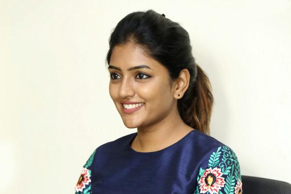 Eesha Rebba signs Naga Shaurya's Next