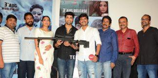 Goodachari Movie Trailer Launch by Nani
