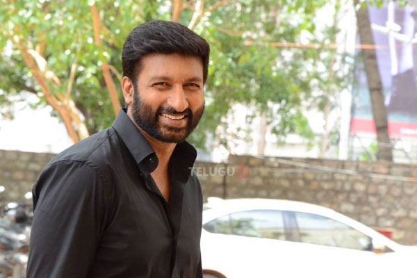 Gopichand all set to team up with his lucky mascot