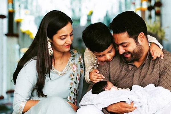 Tarak names his younger son Bhargava Ram