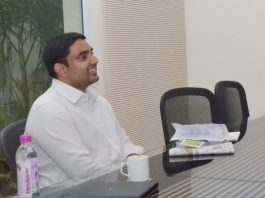 Minister Nara Lokesh Exclusive Interview