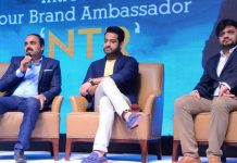 NTR pockets 1.25 Crore per year for Celtek mobile endorsement