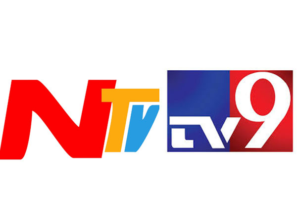 TRP race or Power show: NTV with Jagan vs TV9 with Lokesh