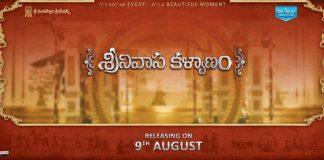 Nithiin's Srinivasa Kalyanam to release on August 9th