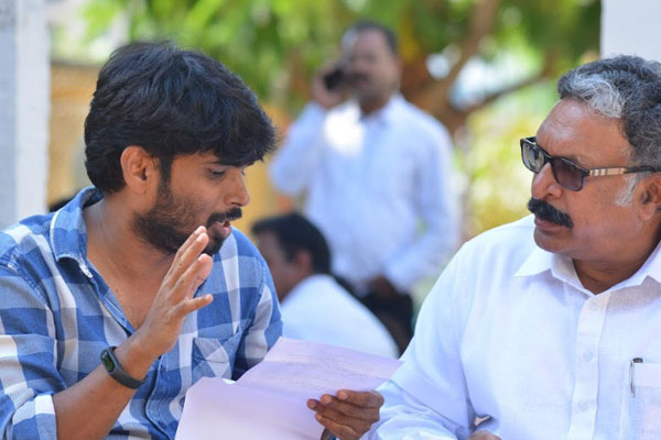 Sudheer's characterization in 'Nannu Dochukunduvate' in based on my real life: Director RS Naidu