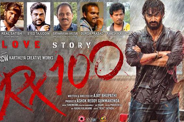 RX 100 11 days Worldwide Collections – Surpasses 10 Cr mark