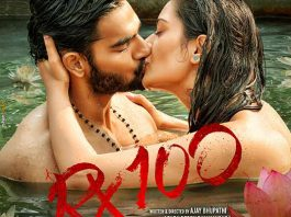 RX 100 Movie 1st Day Andhra Telangana Collections - Excellent
