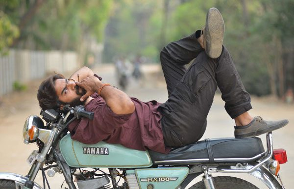RX 100 is Excellent On Monday - 5 days AP/TS Collections
