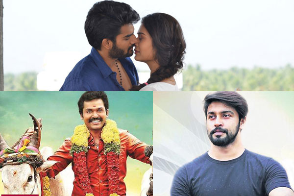 Weekend Box-Office : RX 100 is sensational, Chinna Babu & Vijetha Disappoints