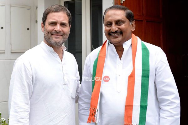 Prof Nageshwar – Can Kiran Kumar Reddy revive Congress?