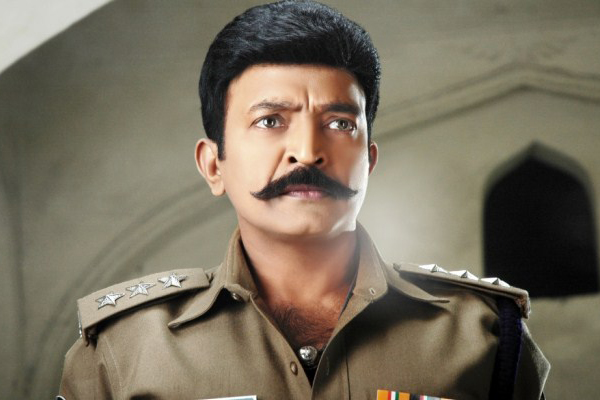 Rajasekhar's next an action cop drama