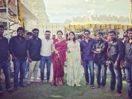 Ramya Krishna wraps up shooting for Shailaja Reddy Alludu
