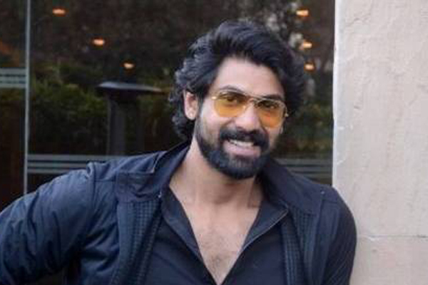 Rana's Hiranyakashyapa completes pre-production formalities