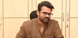 Sai Dharam Tej takes break, heads to US