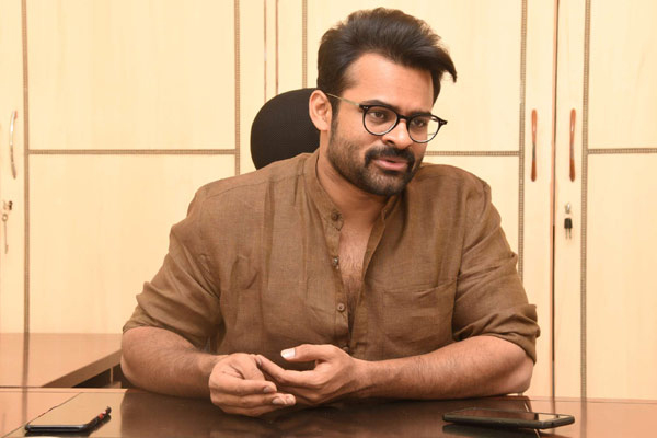 SAI DHARAM TEJ WEAKNESS GOT LEAKRD!