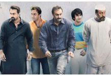 Historic First Weekend for Sanju
